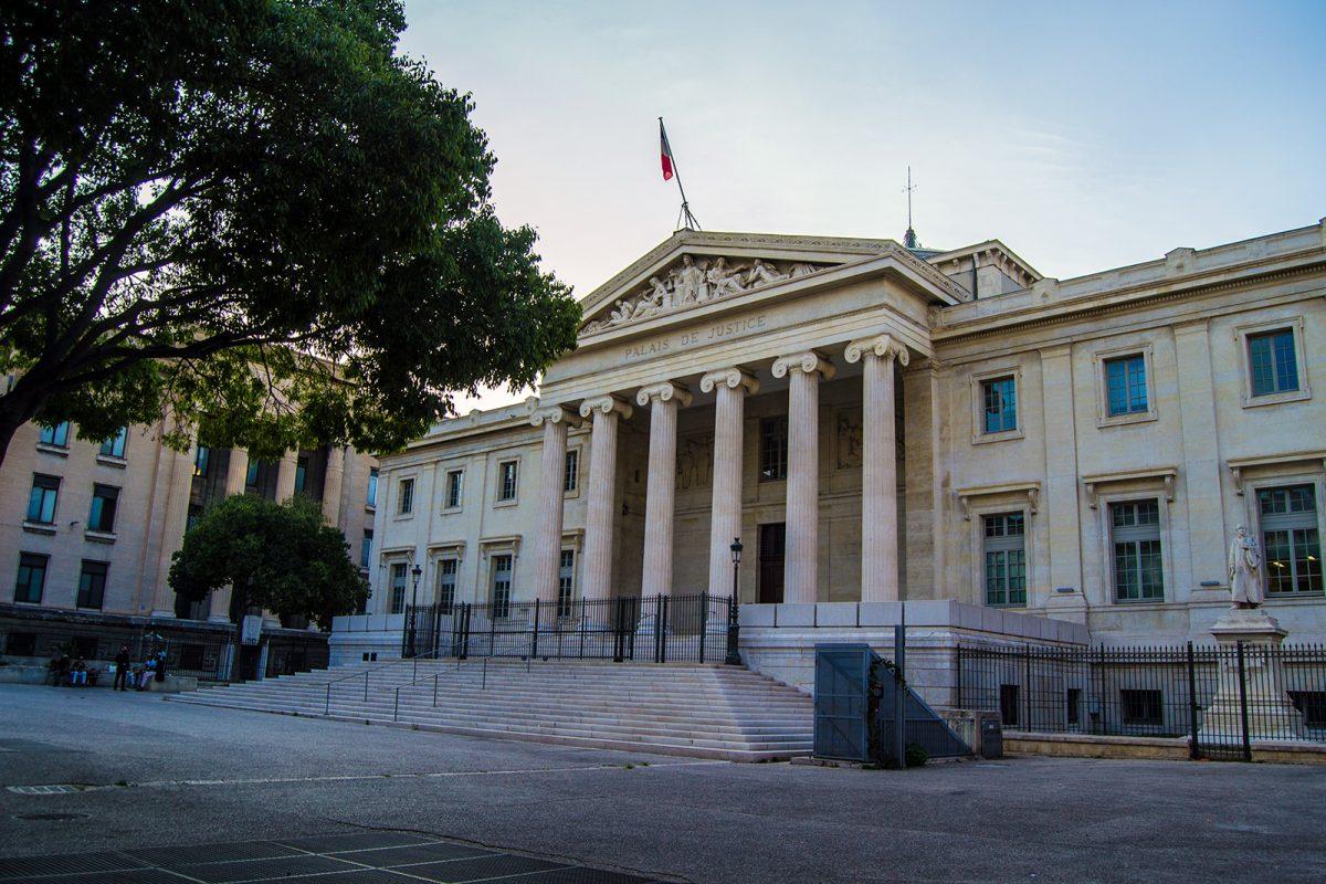 Palacio de Justicia de Marsella