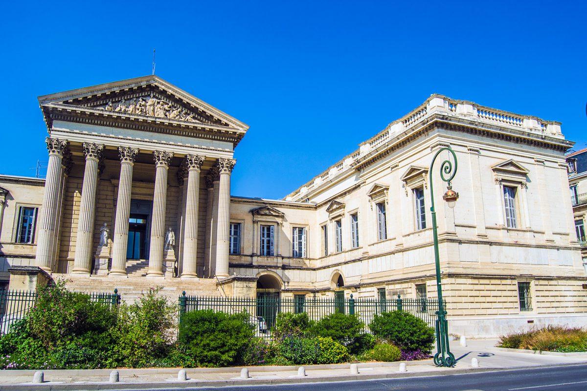 Palacio de Justicia de Montpellier - qué ver en Montpellier