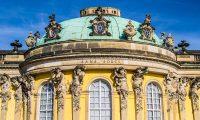 Palacio de Sanssouci - día 3 en Berlín