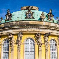 Palacio de Sanssouci – día 3 en Berlín