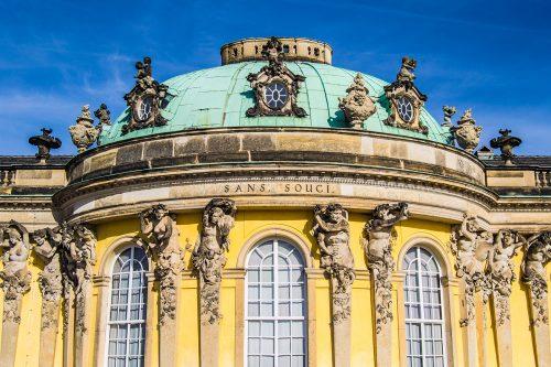 Día 3 en Berlín: Palacio de Sanssouci, Postdam y cena en Martha's