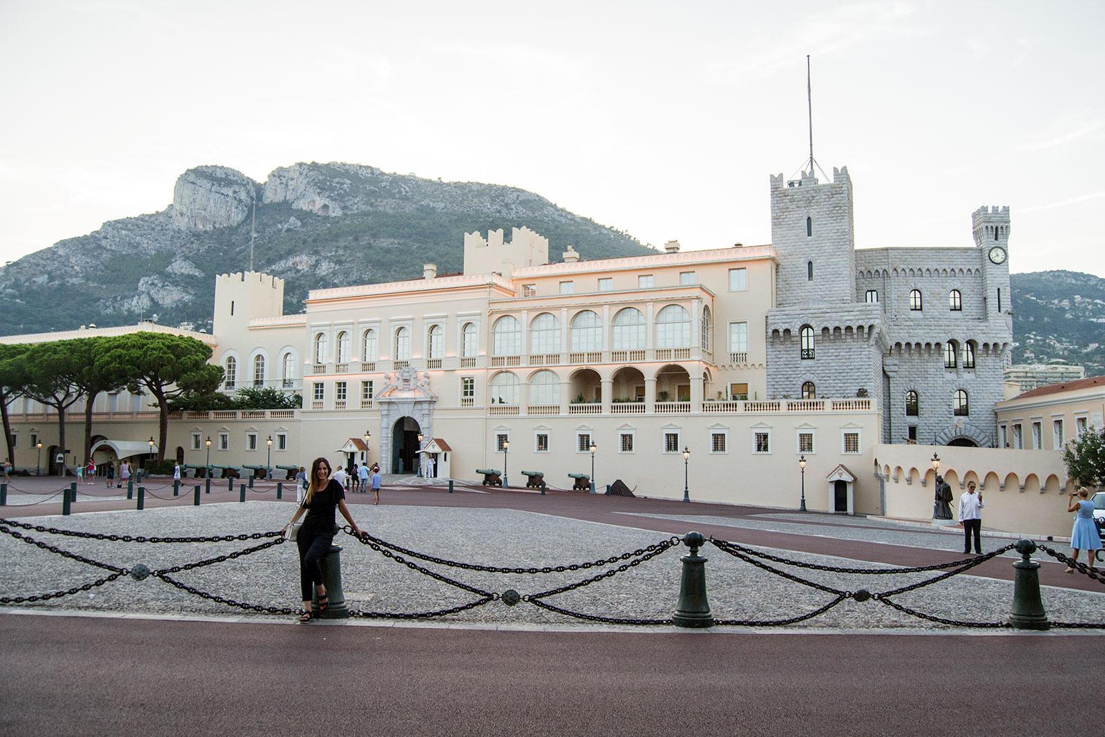 Palais Princier - una tarde en Montecarlo