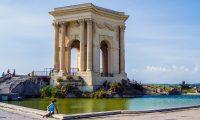 Parque Promenade du Peyrou en Montpellier - qué ver en Montpellier