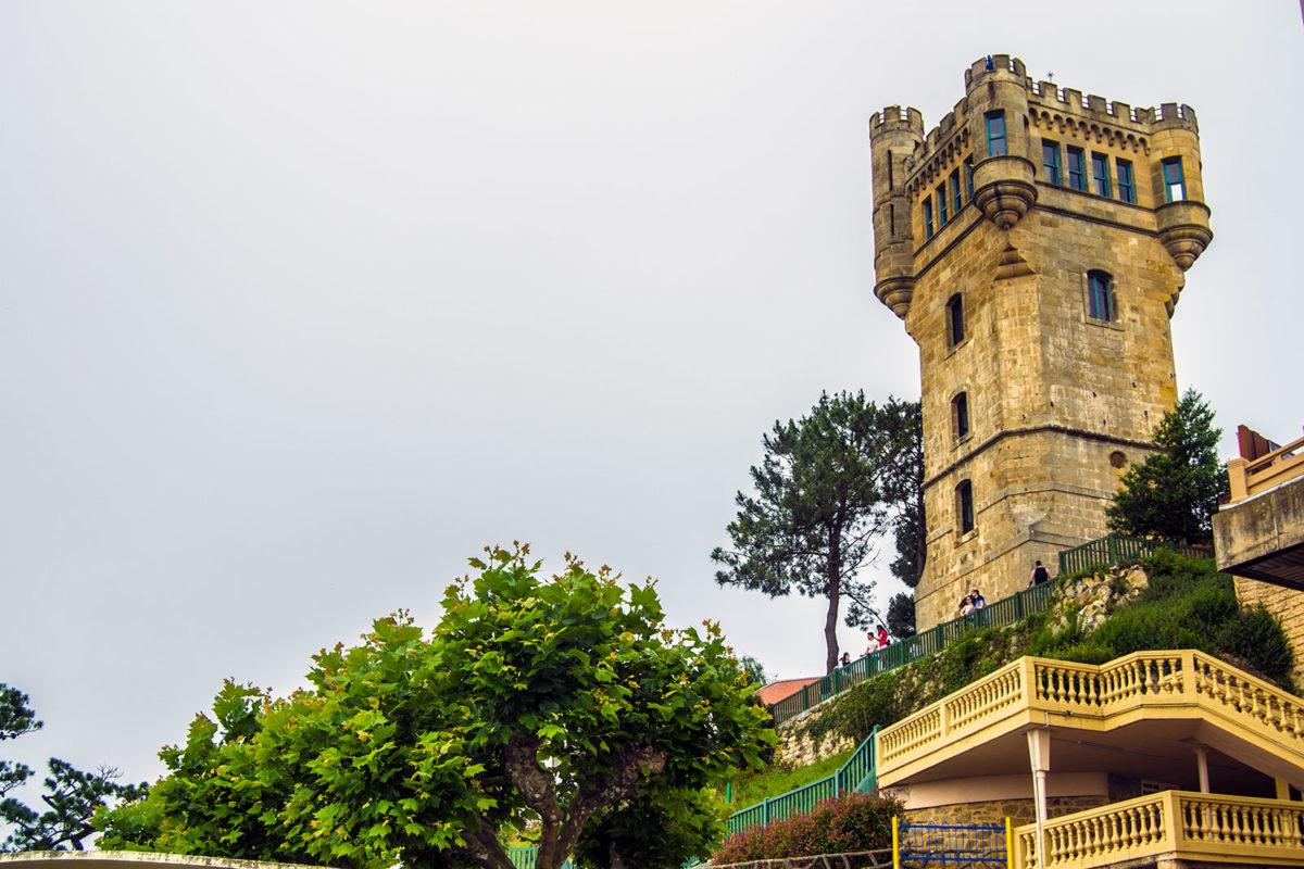 Parque de atracciones del Monte Igueldo