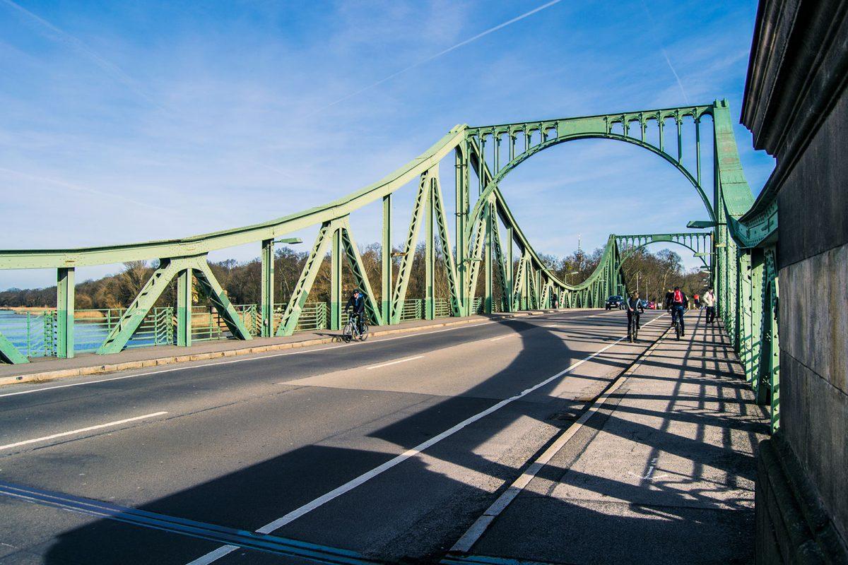 Paseando por el puente de los espías - día 3 en Berlín