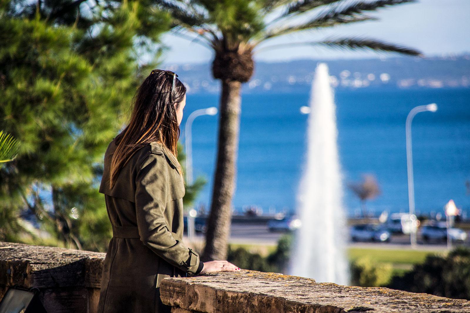 Paseo por el Parc de la mar - qué ver en Mallorca