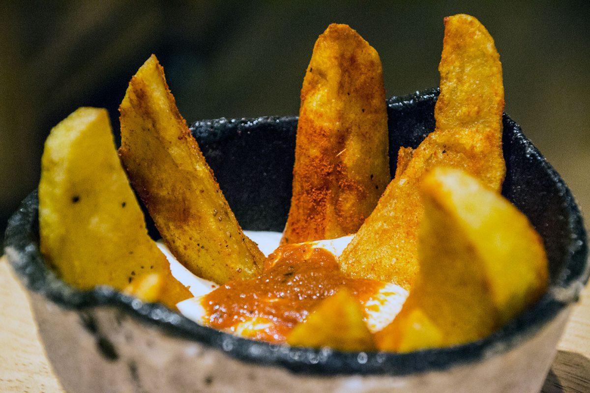 Patatas bravas - Restaurantes Mallorca