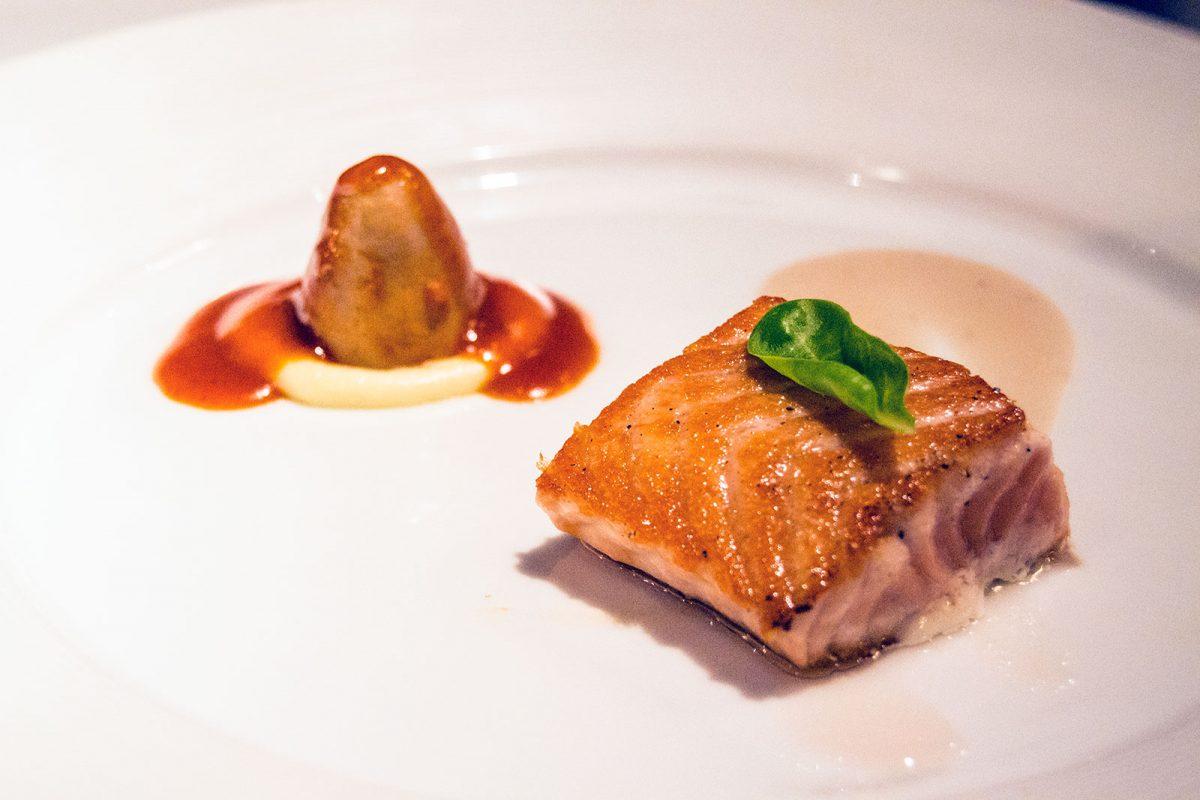 Pescado de la lonja del día - Restaurante Nectari Barcelona