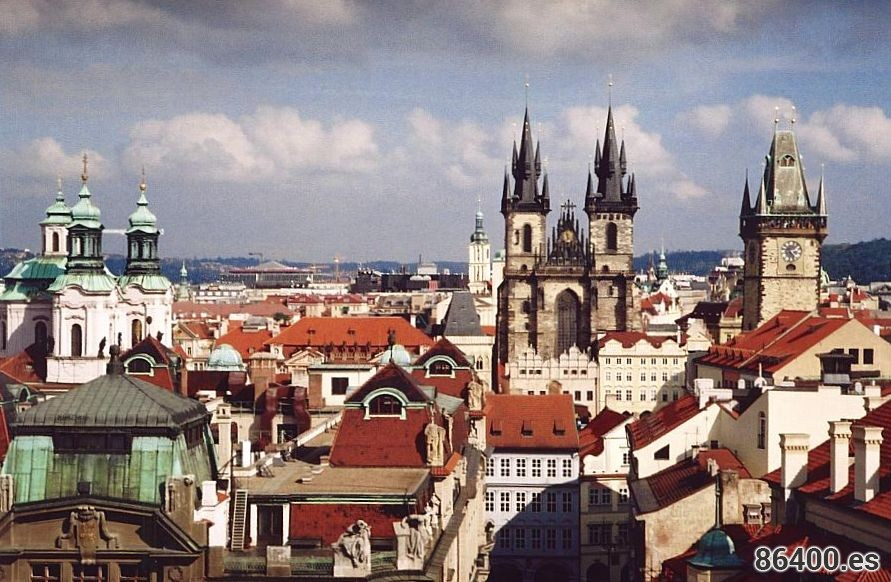 Lo mejor de Praga en un día