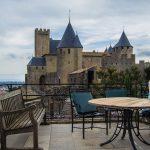 Princesismo en el Hotel de la Cité Carcassonne
