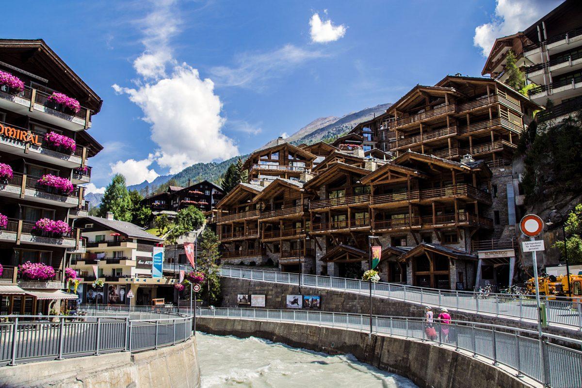 Pueblo Zermatt – Zermatt en dos días
