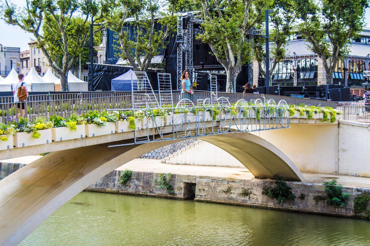 Puente Narbonne - qué ver en Narbona