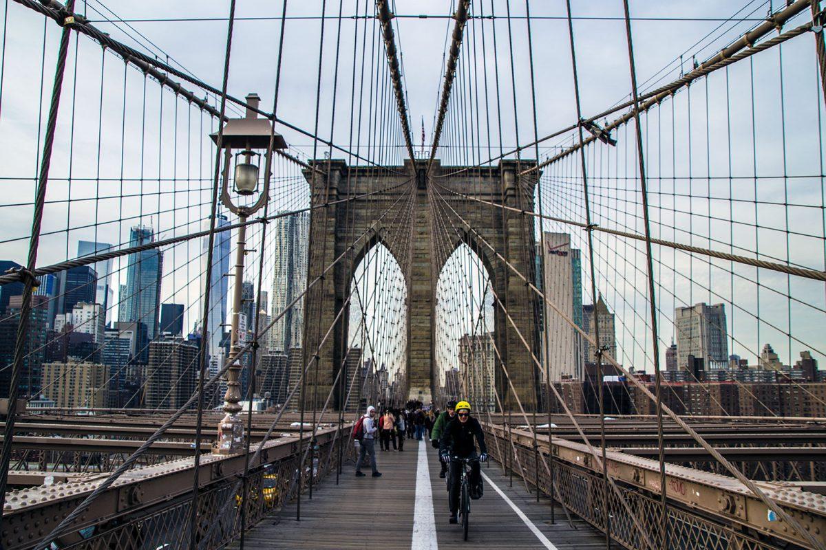 Puente de Brooklyn - excursiones que hacer desde Nueva York