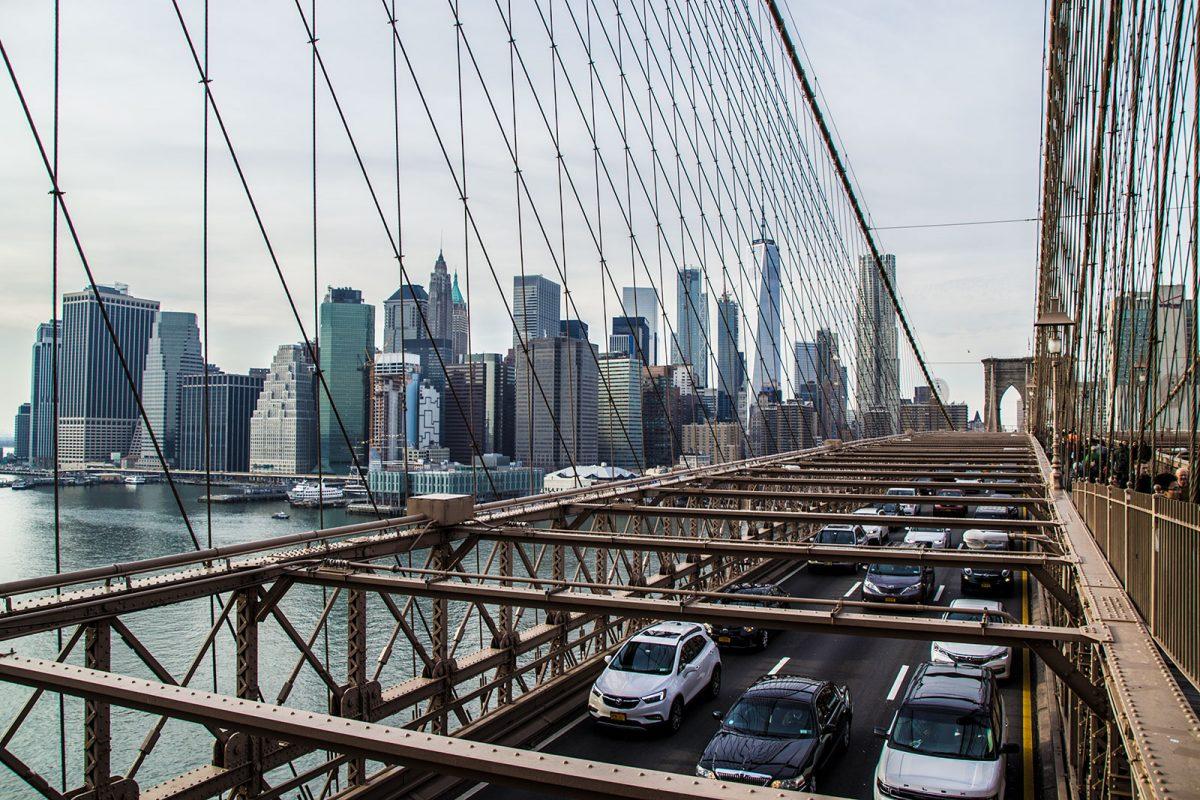 Puente de Brooklyn - excursiones desde Nueva York