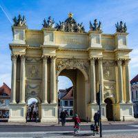 Puerta de Brandemburgo de Postdam – día 3 en Berlín