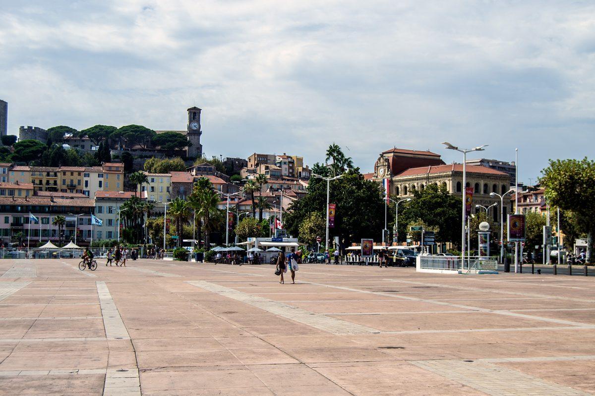 Puerto de Cannes - Cannes en un día