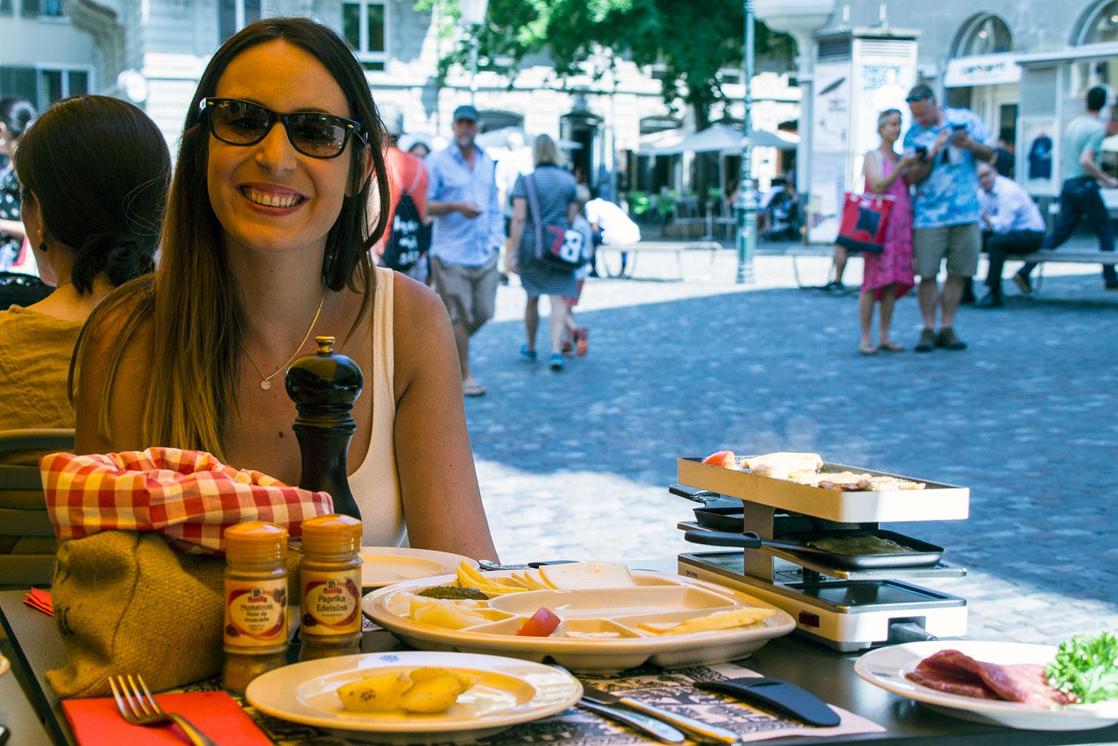 Raclette Swiss Chuchi - qué ver en Zúrich