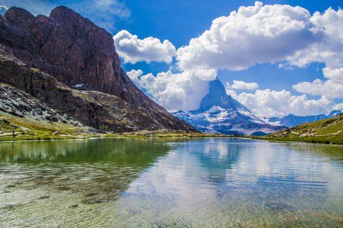 Zermatt en dos días – Día 1: Lago Sunnegga y tren cremallera a Gornegratt