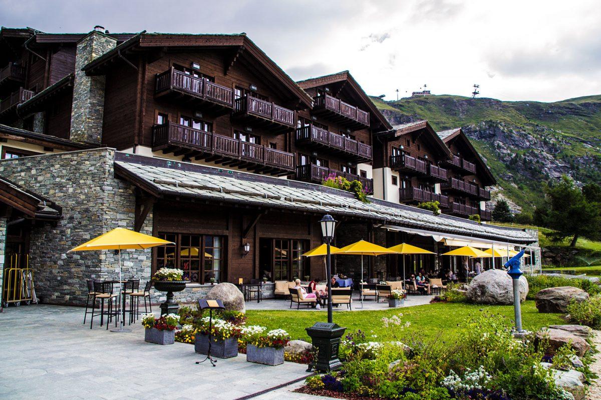 Resort Riffelalp 2222m – Zermatt en dos días