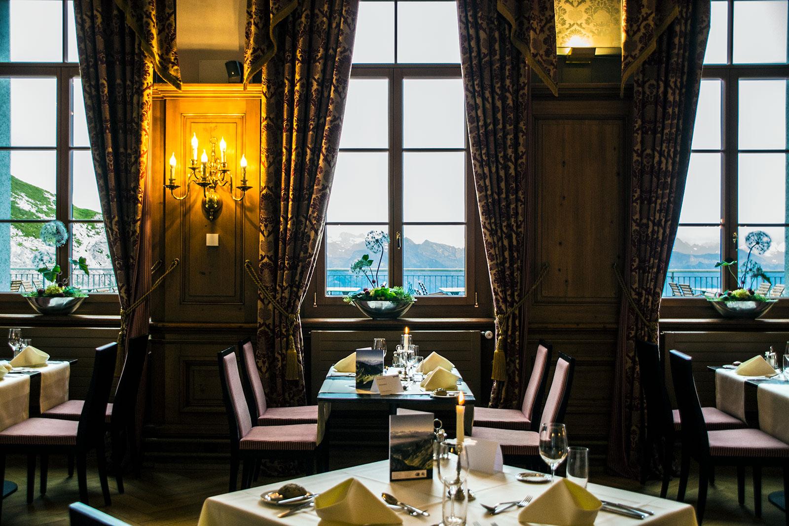 Restaurante Hotel Pilatus Kulm