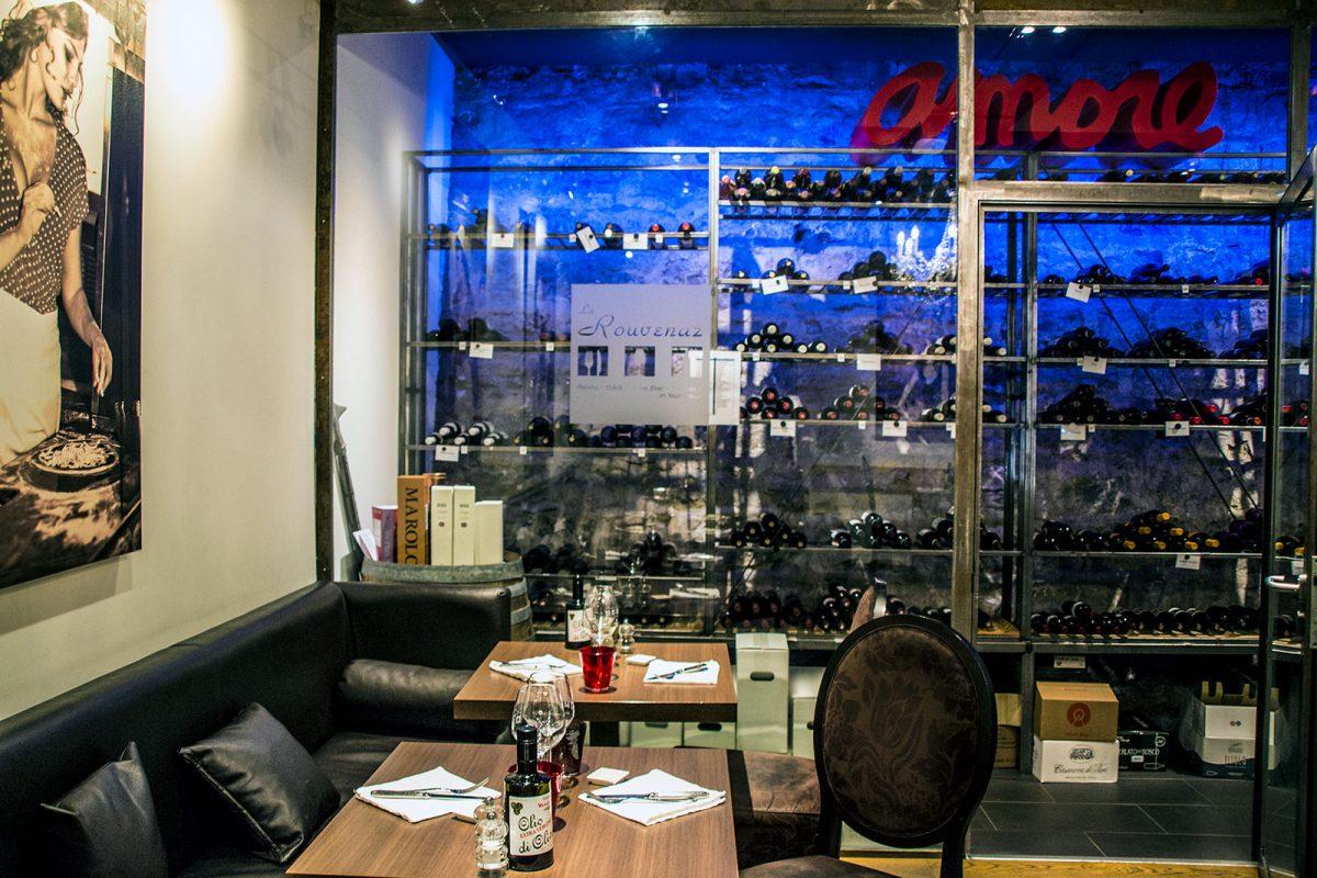 Restaurante La Rouvenaz 3 - Montreux la joya del lago Lemán