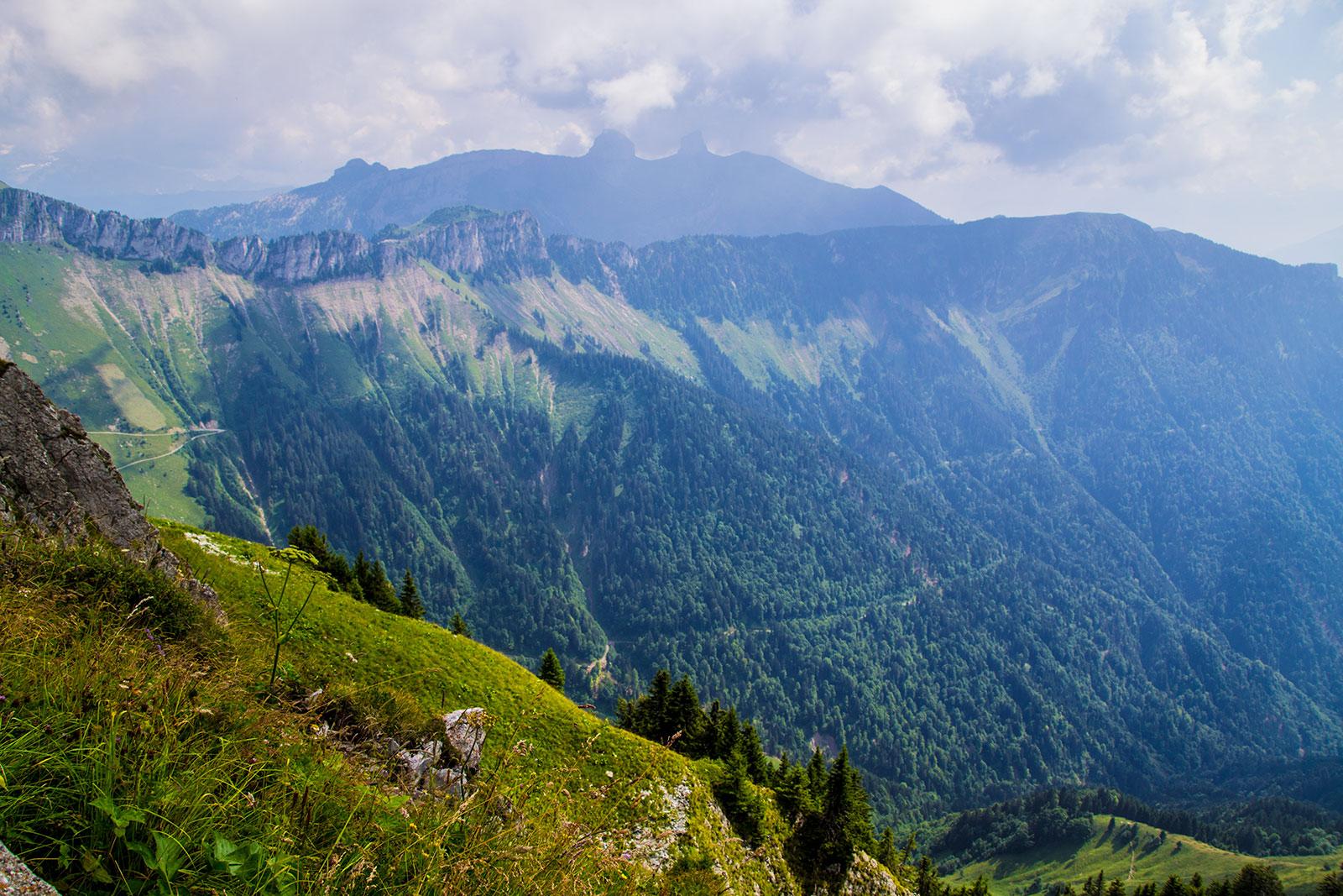 Rochers de Naye - Montreux la joya del lago Lemán