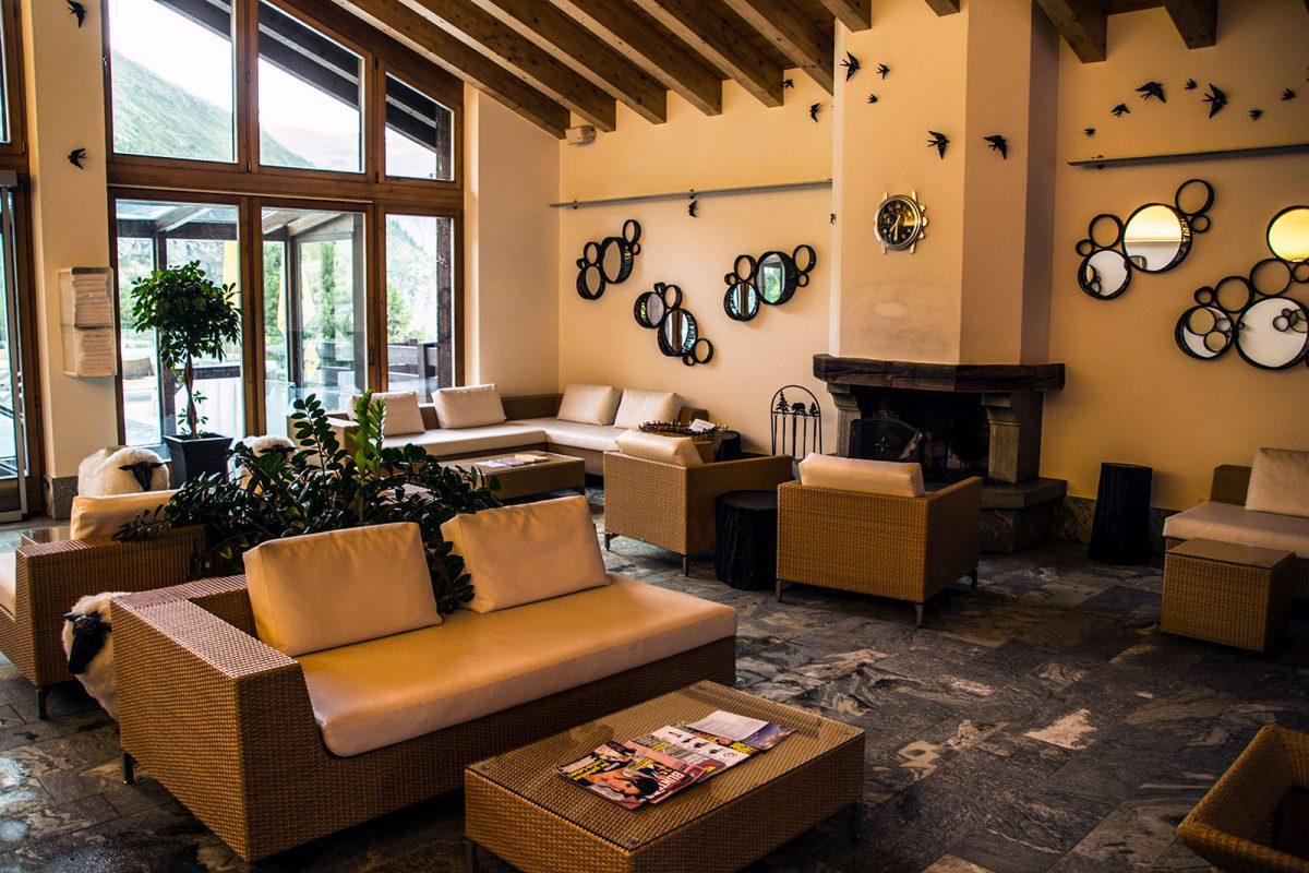 SPA interior del Riffelalp Resort 2222m 2 – Zermatt en dos días