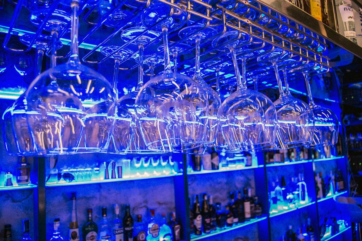 Sala de fiestas del Restaurante Kaskazuri