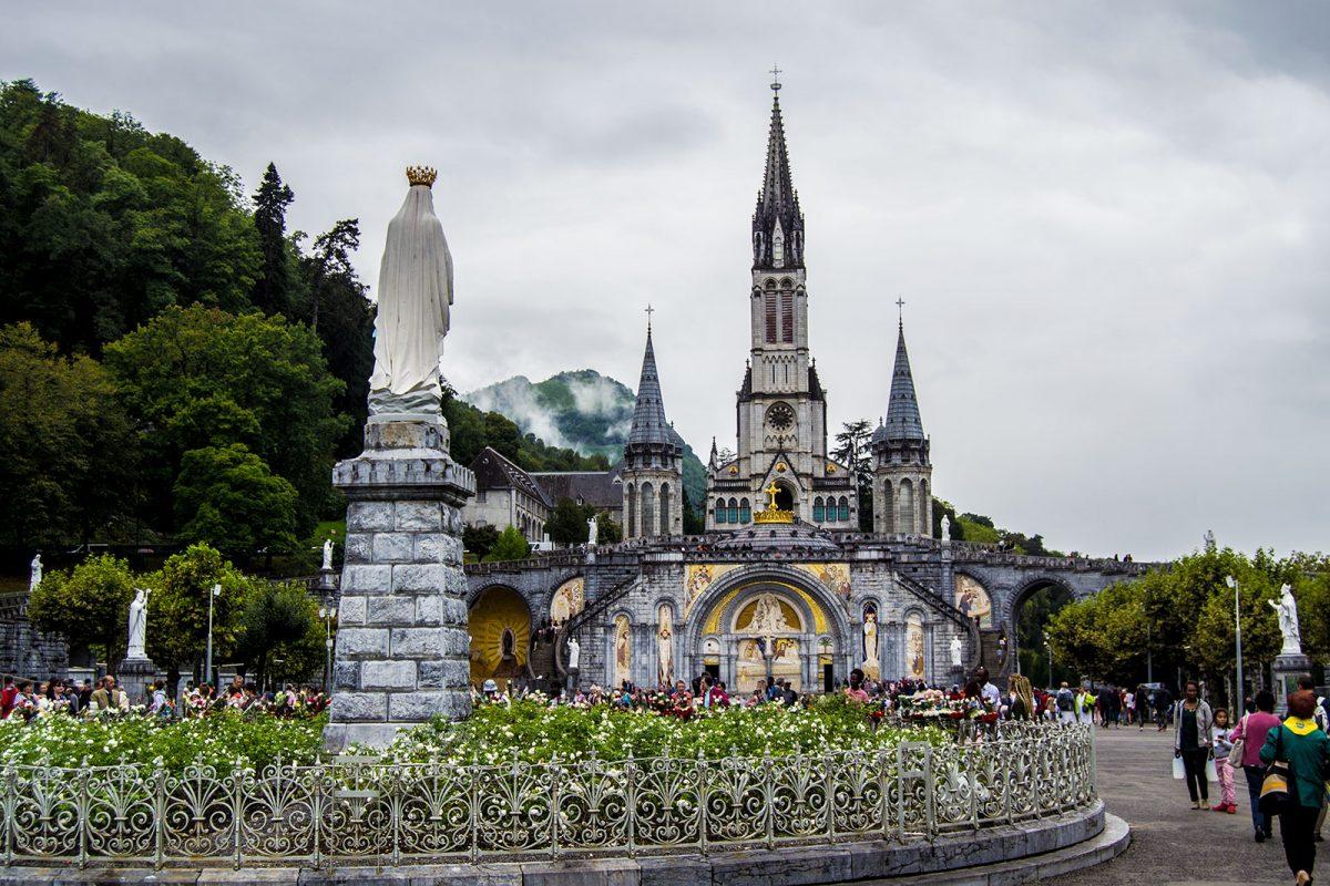 Santuario de Nuestra Señora de Lourdes 2