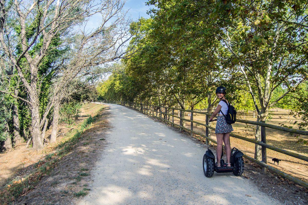 Segway 4x4 - regreso Costa Brava