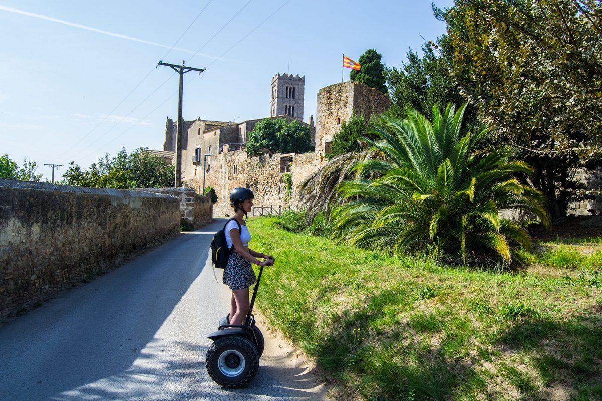 Segway en Cadaqués - regreso Costa Brava