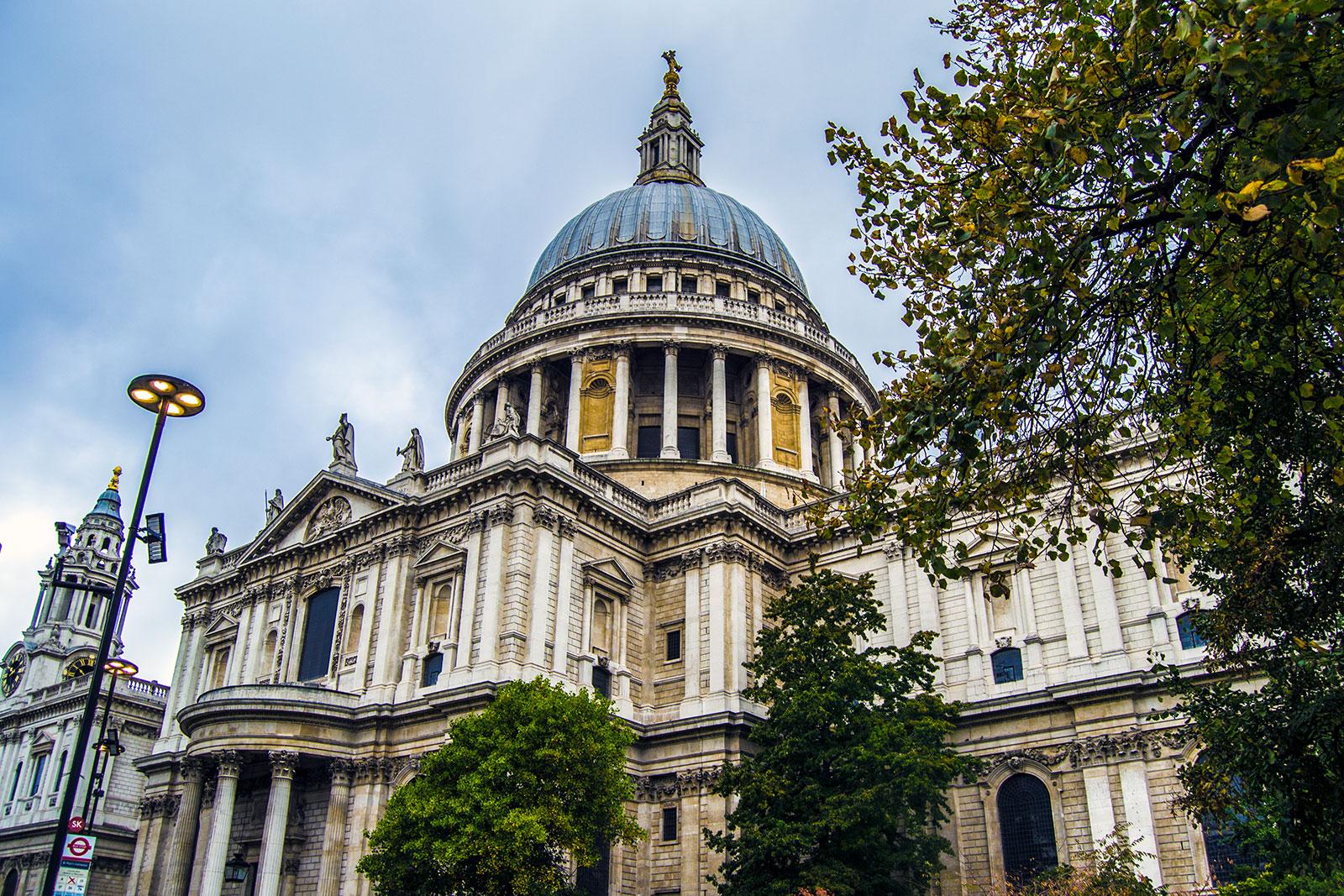 St. Paul Catedral – Cómo exprimir al máximo una London Pass de un día