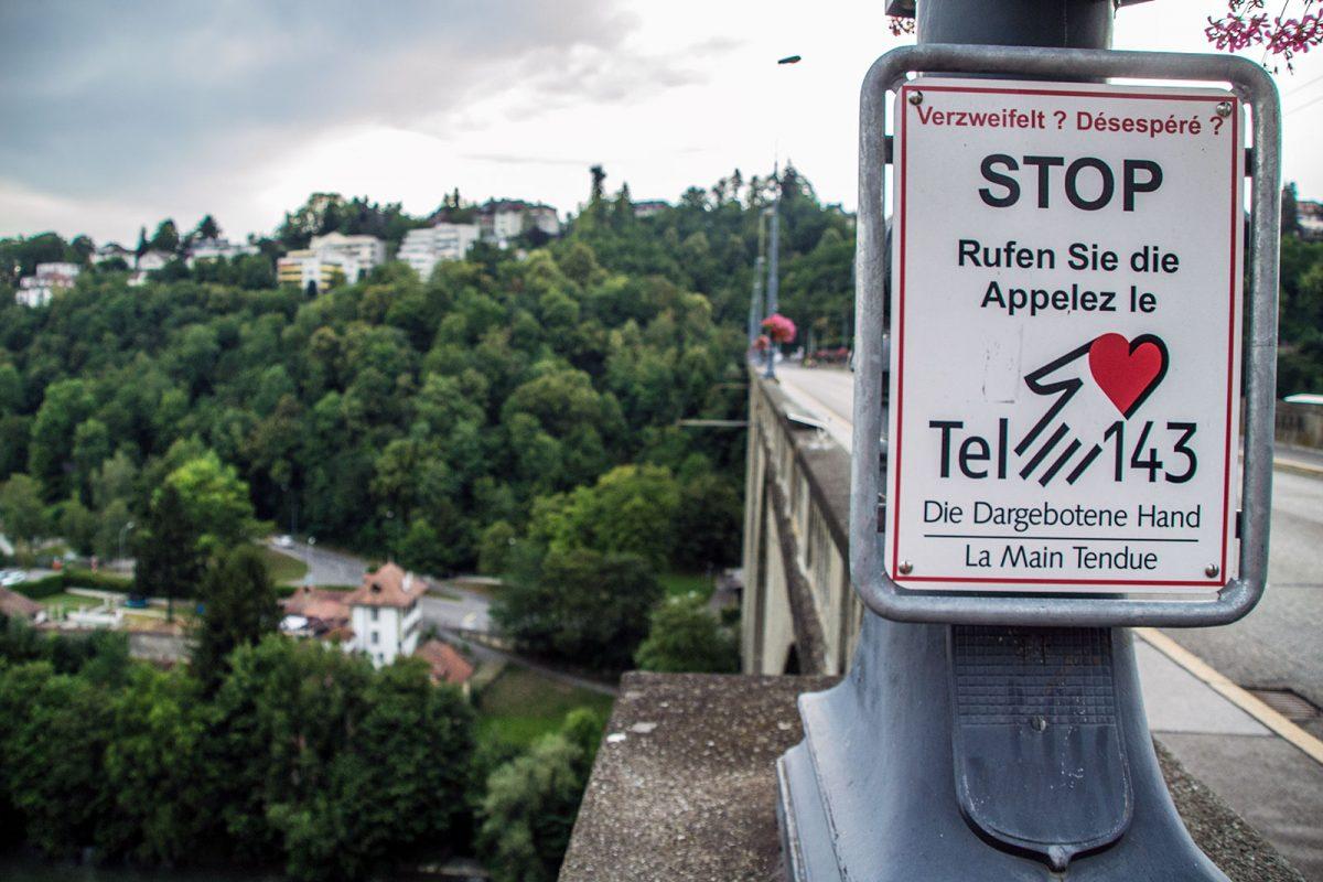 Stop en puente Friburgo - qué ver en Friburgo