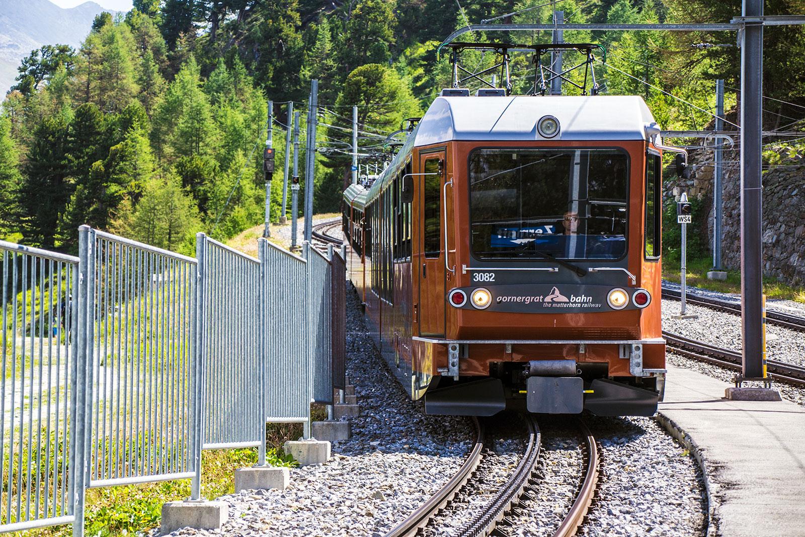Tren cremallera Gornergratt – Zermatt en dos días