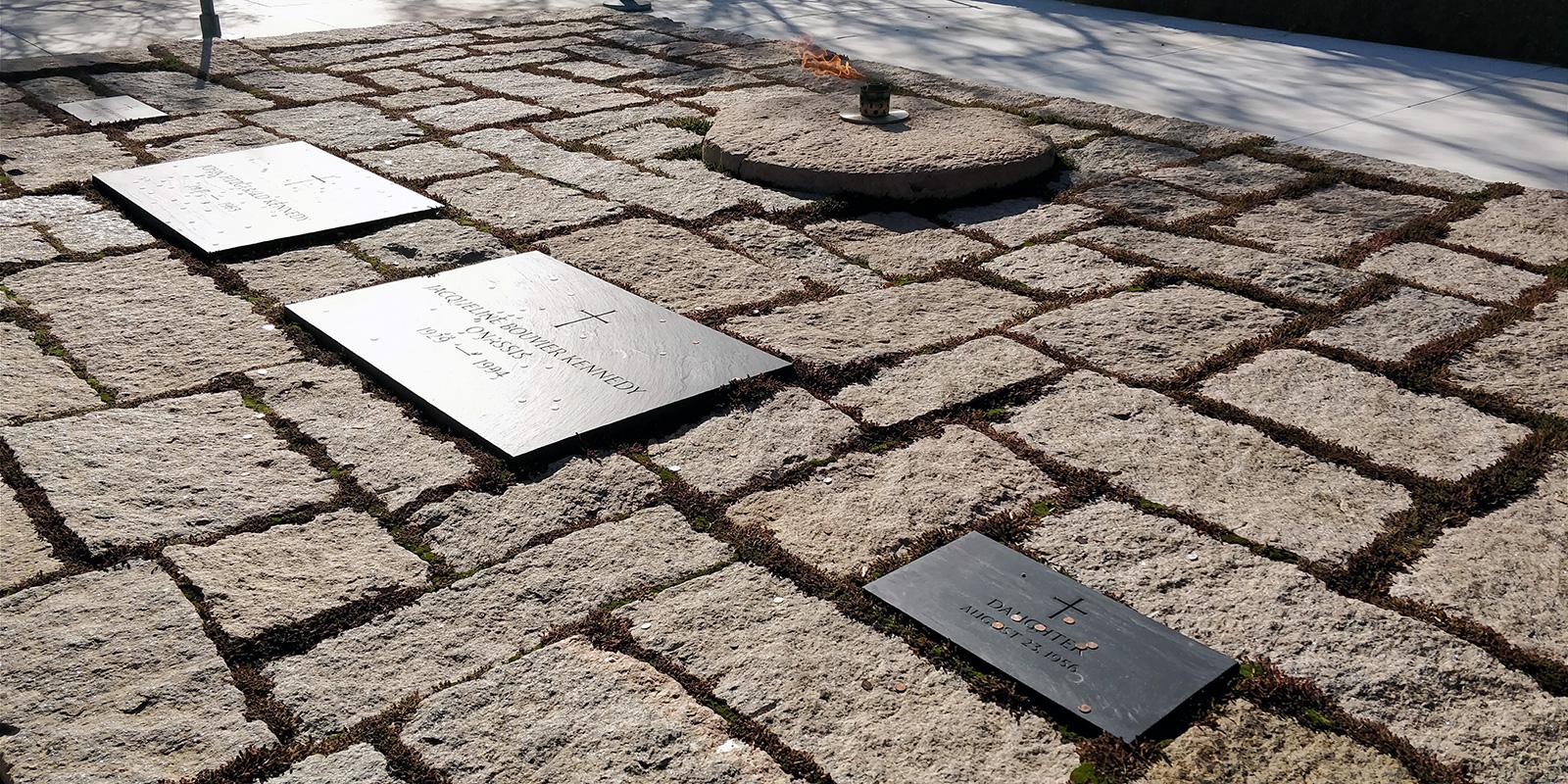 Tumba de JFK en el Cementerio Arlignton - excursiones desde Nueva York