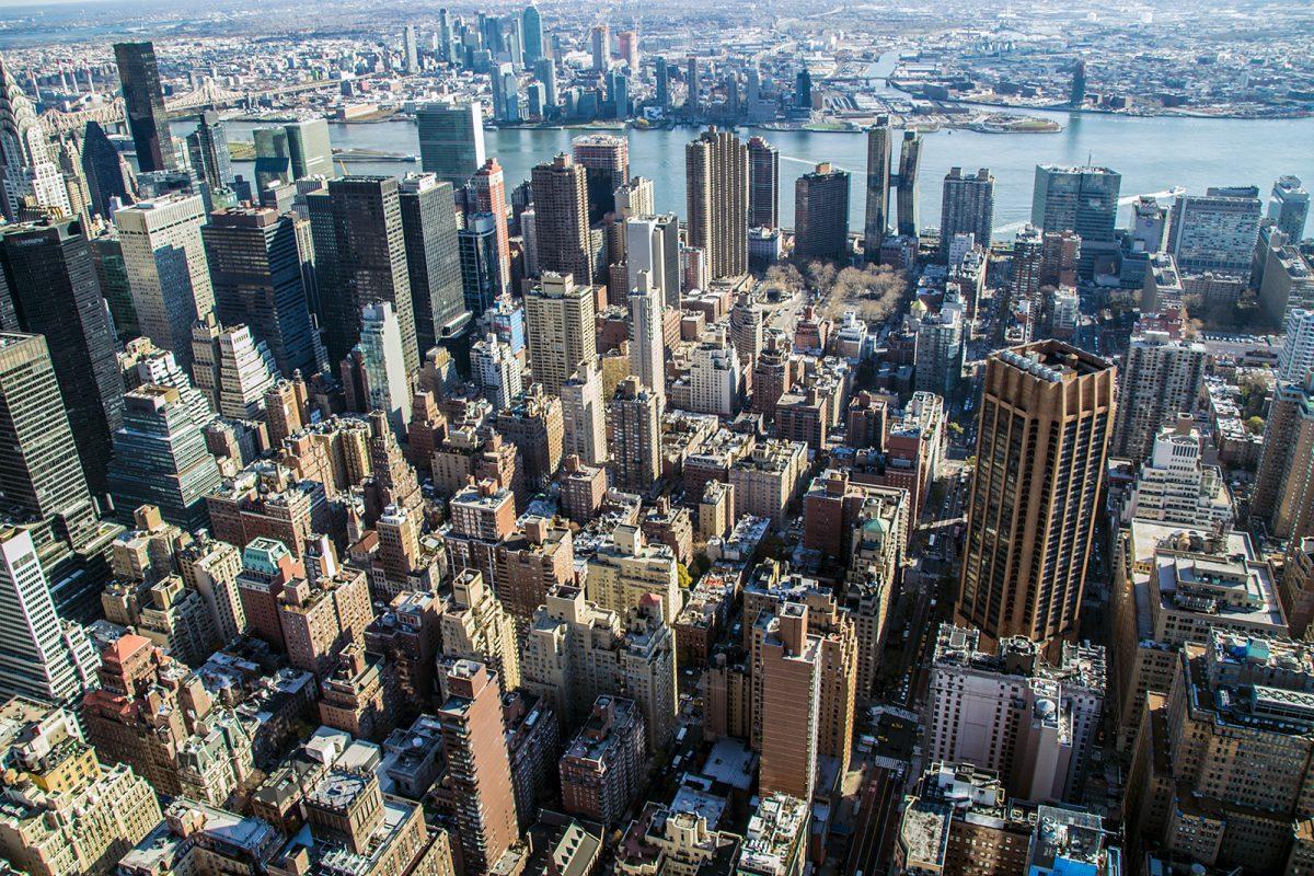 Vistas desde el Empire State Building - Vistas de Nueva York