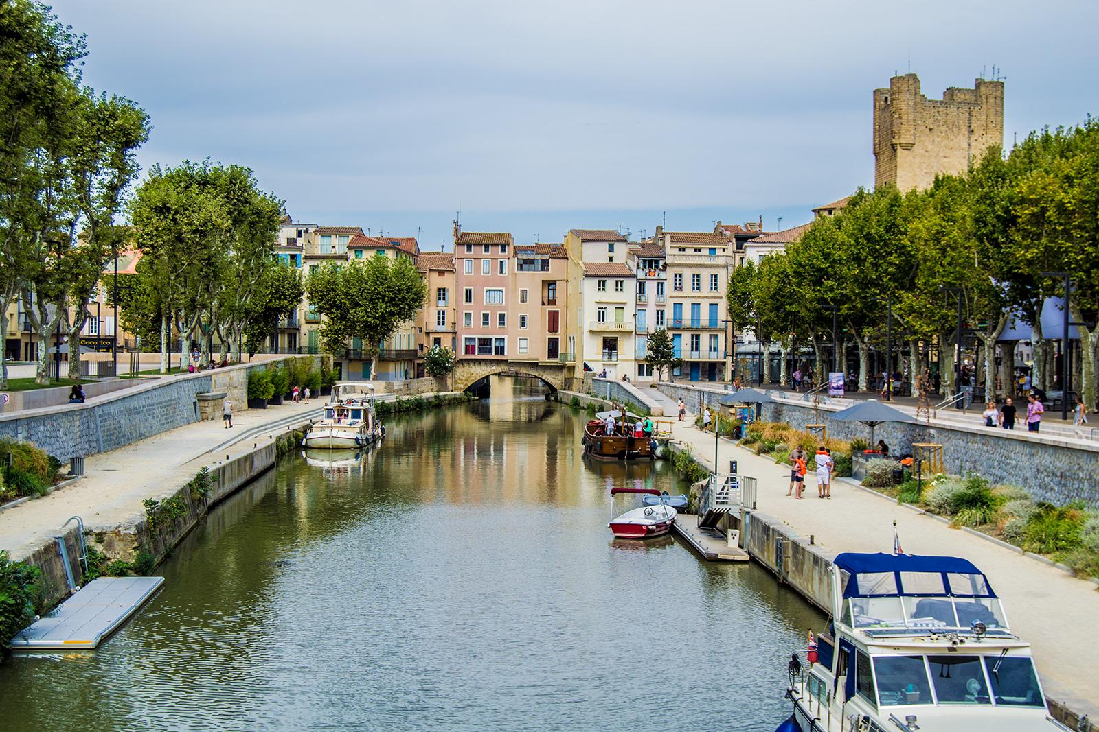 Puente de los mercaderes - qué ver en Narbona