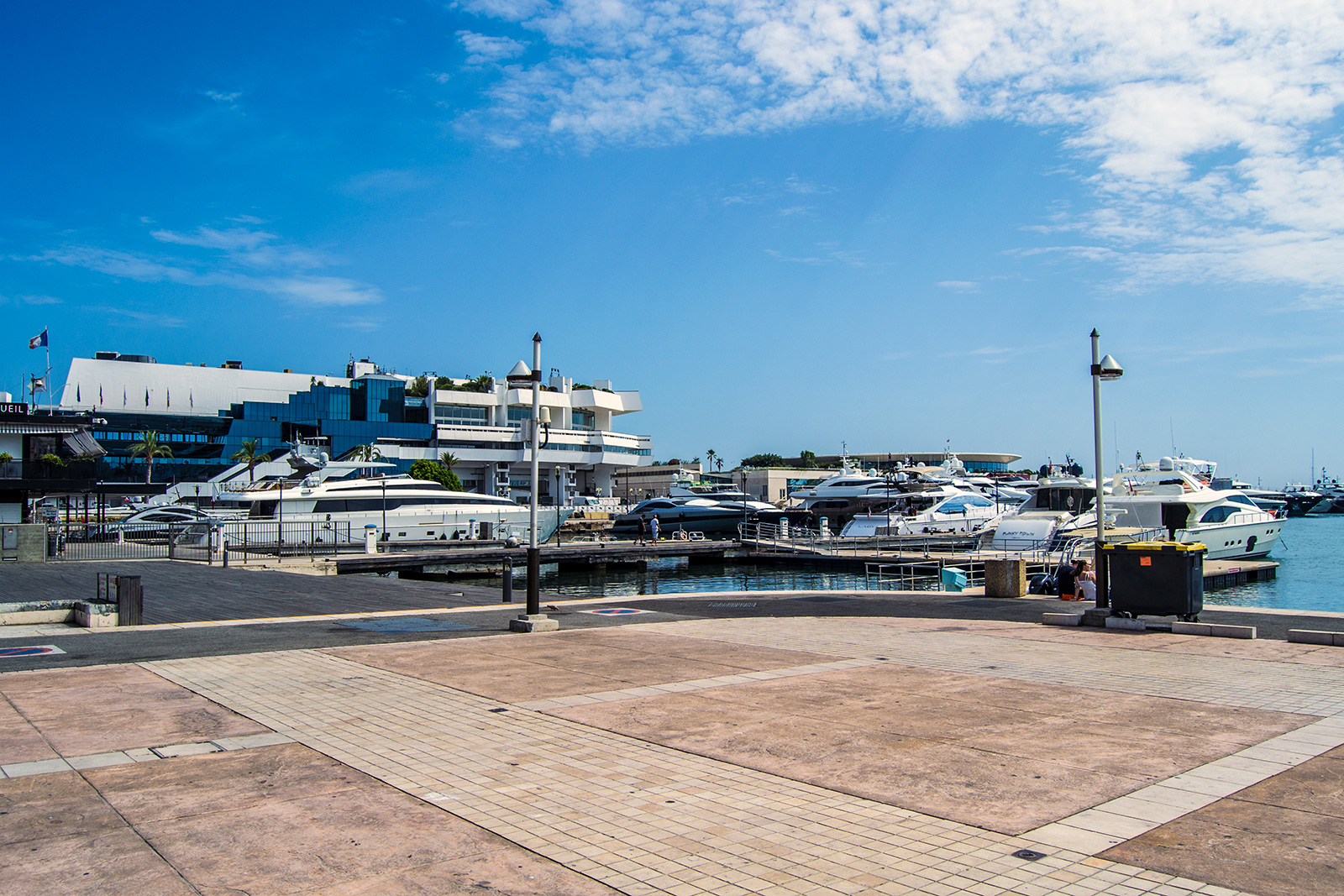 Yates en el puerto de Cannes - Cannes en un día
