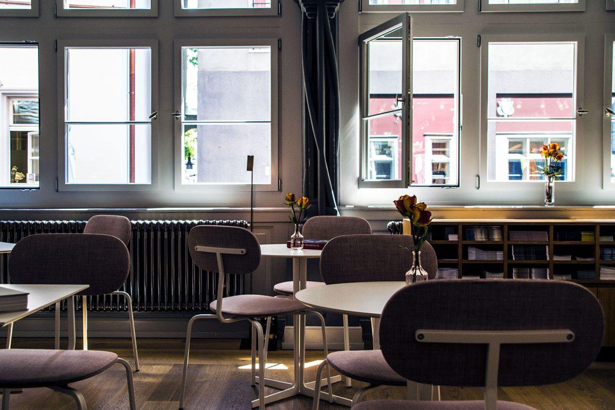 Zonas comunes hotel Marktgasse Zúrich - qué ver en Zúrich