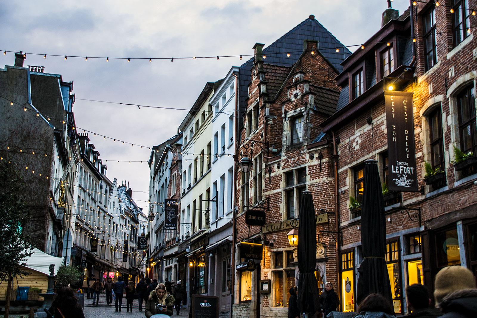 Barrio del Sablón - que ver en Bruselas