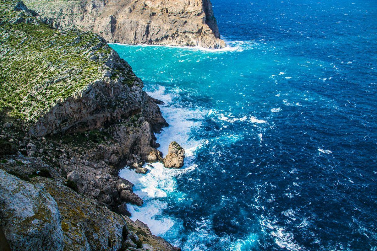 cabo de Formentor - Pueblos más bonitos de Mallorca