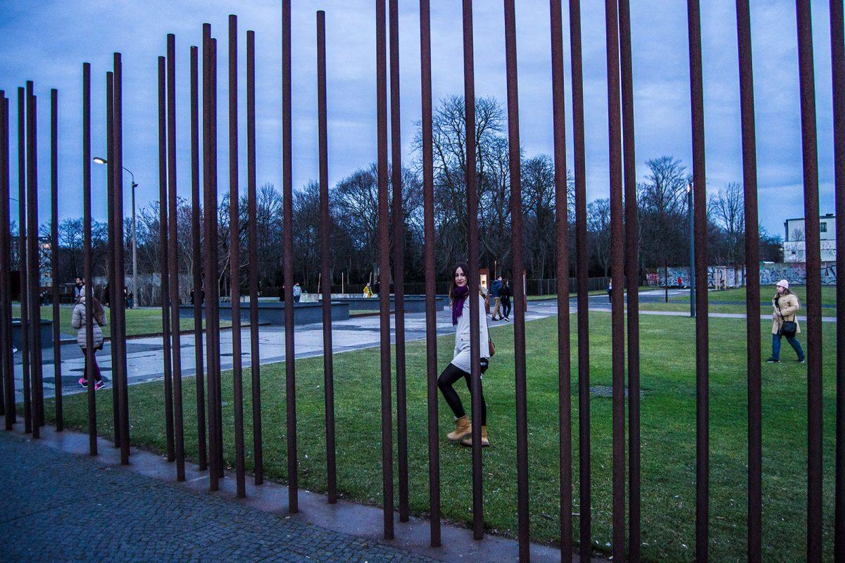 Restos del muro de Berlín - día 3 en Berlín