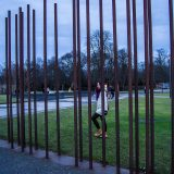 restos del muro de Berlín – día 3 en Berlín