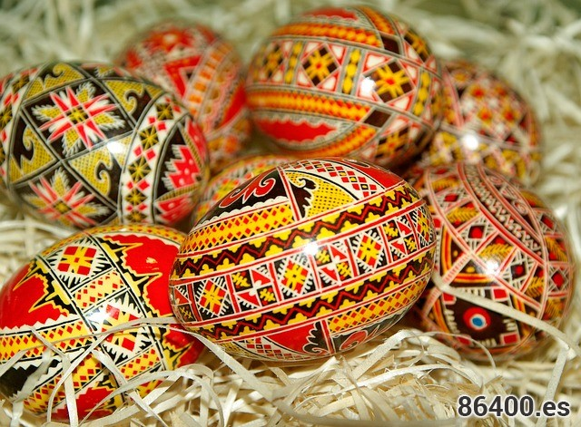 Curiosas costumbres de Pascua
