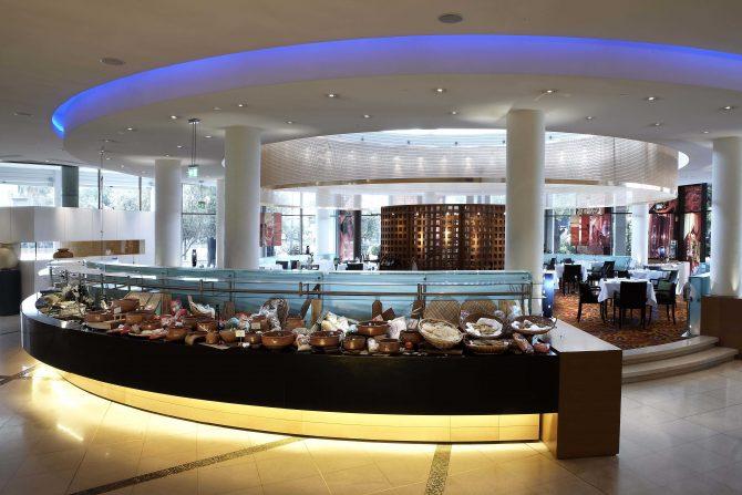 Desayuno buffet en el hotel Hilton de Atenas - Imprescindibles de Atenas