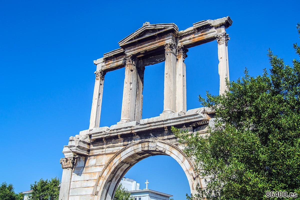 Imprescindibles de Atenas - Arco de Adriano