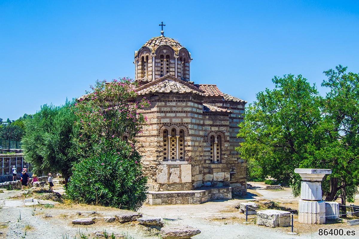 Imprescindibles de Atenas - Iglesia de los Santos Apóstoles