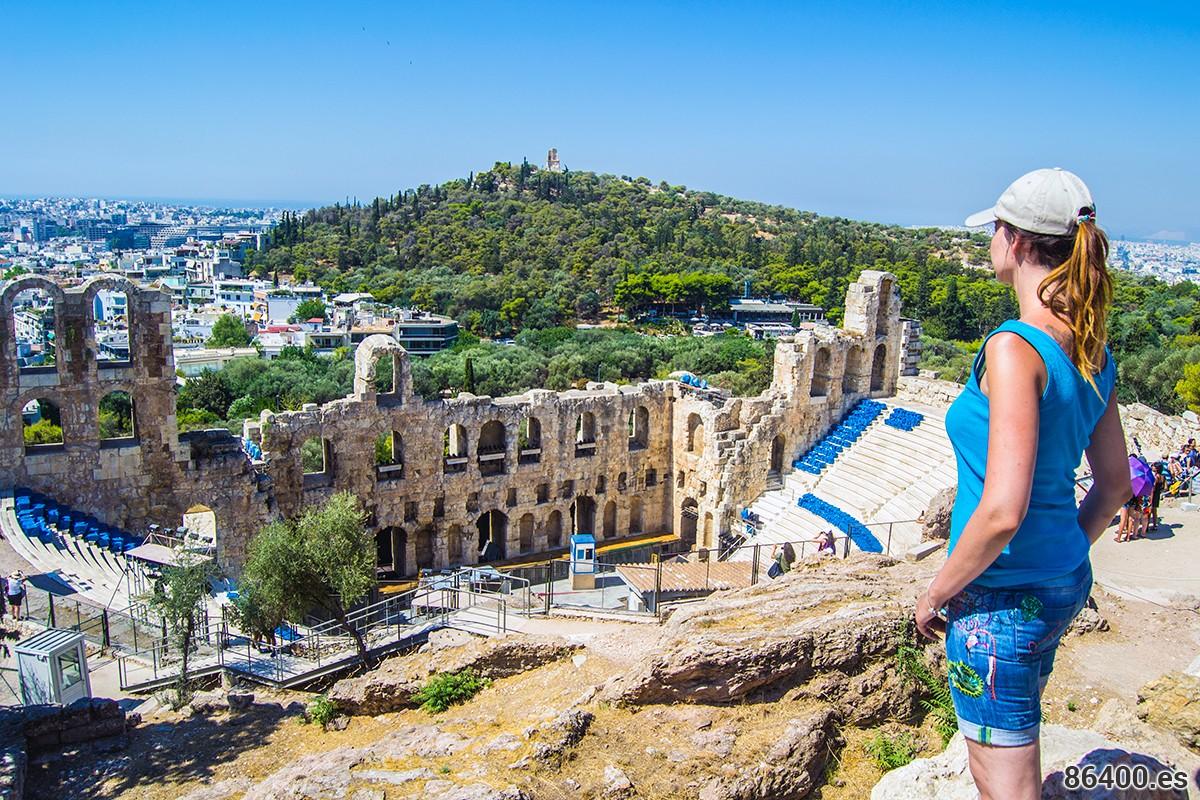 Imprescindibles de Atenas - Nerea y el Herodion