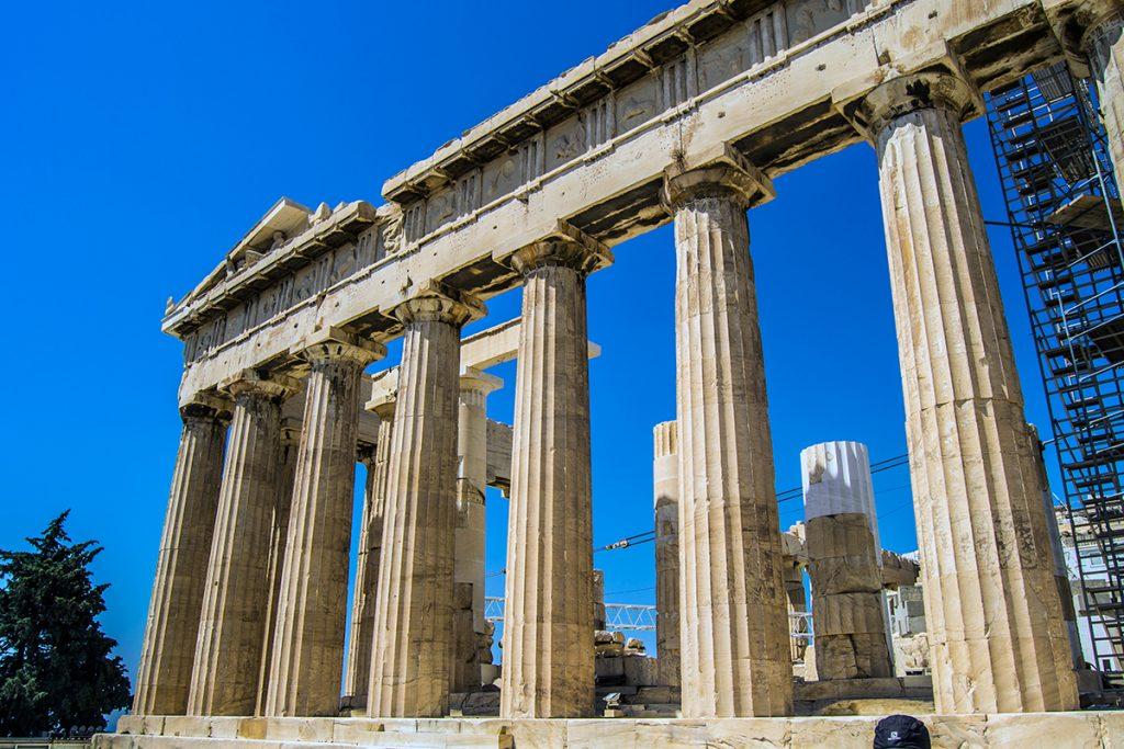 Imprescindibles de Atenas - Partenón