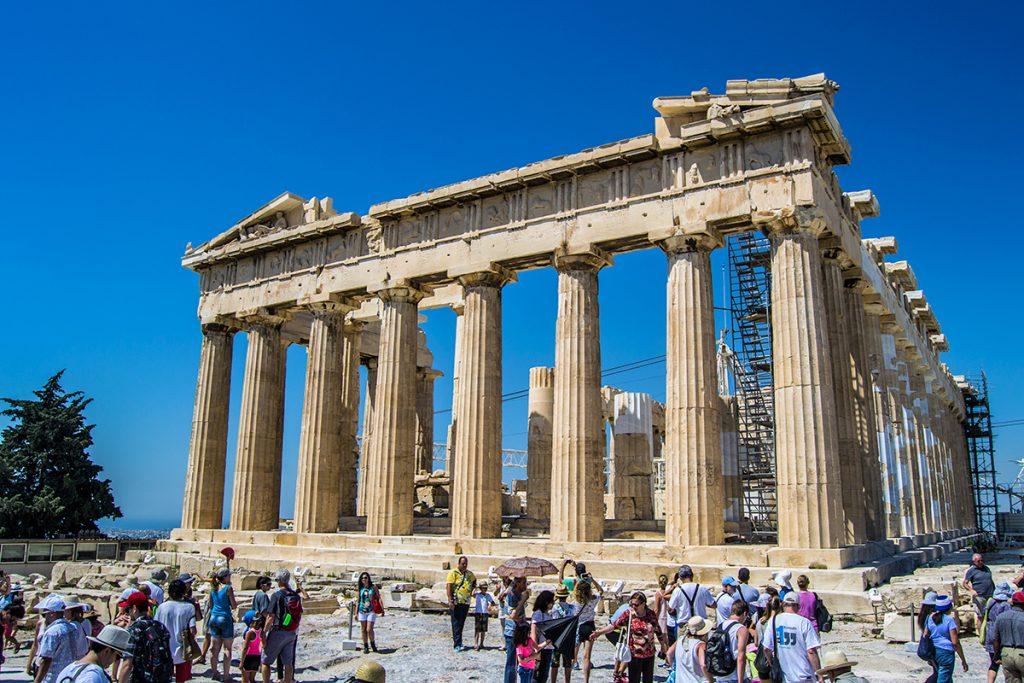 Imprescindibles de Atenas - Partenón de Atenas